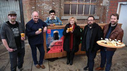 Van innovatieve brouwerijen tot een combinatie tussen bier en gastronomie: Leuven Bierweekends is er klaar voor