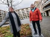Bewoners Ketelhavenplein krijgen na vijf jaar eindelijk wat ze willen: minder tegels, meer groen