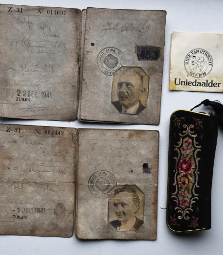 Heel Holland in de ban van de gevonden oorlogsdocumenten van 'Johan en Jannigje'