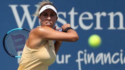 Zes Belgen in kwalificaties US Open - Madison Keys steekt WTA Cincinnati op zak