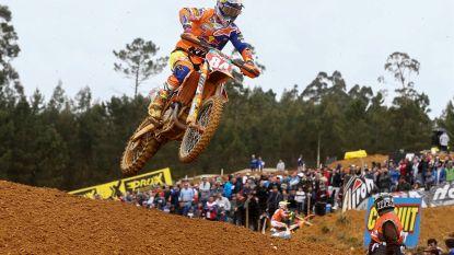 Nederlander Herlings wint eerste MXGP-reeks in Tsjechië, Clément Desalle vierde