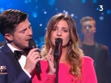 Laëtitia Milot fond en larmes à la fin de son duo avec Vincent Niclo