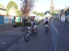 Mountainbikerit Leyetocht loopt op rolletjes langs alternatieve route
