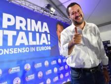 Le triomphe de Matteo Salvini