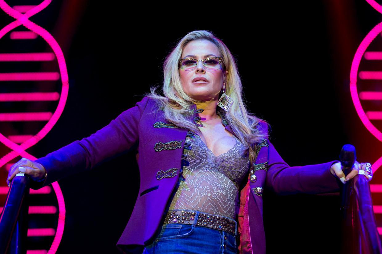 Anastacia ziet voor zichzelf wel een tweede carrière als musicalster weggelegd.