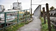 VPK-brug tijdelijk afgesloten door werken