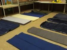 Dertig kamperende kinderen moeten vluchten voor bosbrand in Alphen