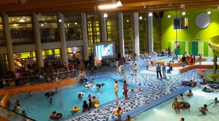 Bijlmer Sportcentrum Beeld -