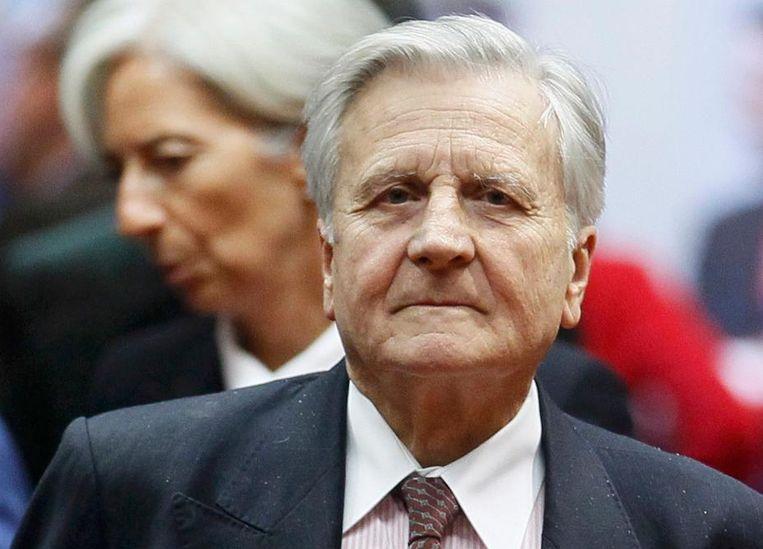 Jean-Claude Trichet. Beeld reuters