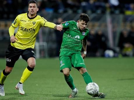 PEC Zwolle sluit kalenderjaar 2019 zonder Gustavo Hamer af tegen PSV
