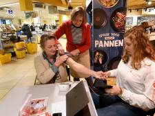 Boodschappen doen en direct bloeddruk meten bij Jumbo Molenvliet