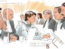 Ineens wist moordenaar Thijs H. het: híj was niet gek, maar alle anderen