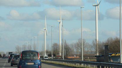 College geeft ongunstig advies voor inplanting van drie windturbines langs noorden van E34