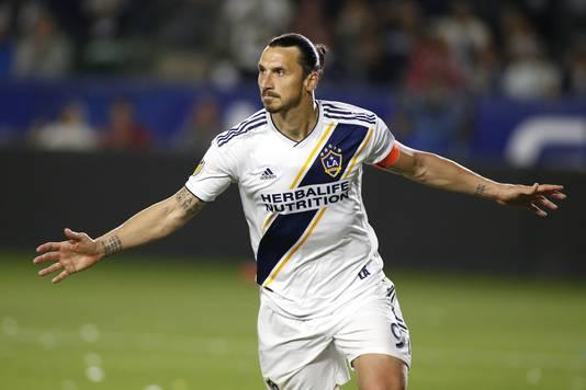 Ook Zlatan Ibrahimovic zien we met LA Galaxy terug in de play-offs.
