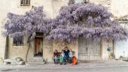 """Griet Vanhoutteen haar gezin woneneen deel van het jaarin Frankrijk: """"Ik was helemaal klaar met de files"""""""