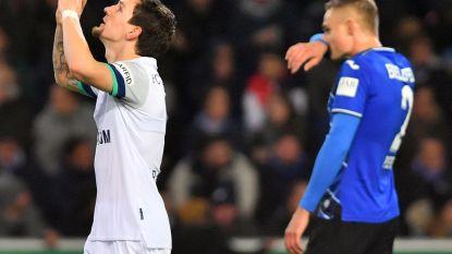 Raman matchwinnaar voor Schalke