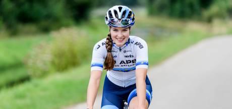 Nieuwe ploeg voor wielrenster Ilse Pluimers