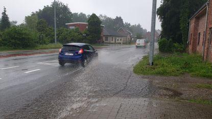 Riolering Toemaathoek kan hevige regen niet aan