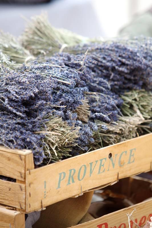 De streek Les Baronnies staat bekend om de lavande fine, de koningin onder de lavendel.