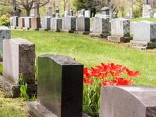 Ondernemers klagen over begraafbeleid
