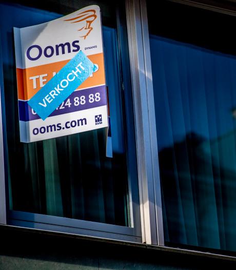 Huizenprijzen zijn nu 27 procent hoger dan in 2013