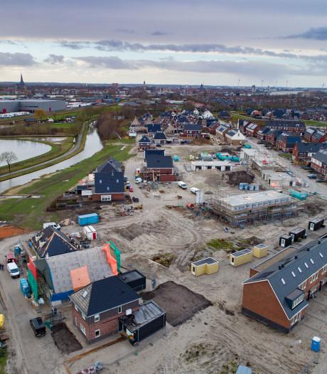 Nadruk op natuur in flink bebouwd stukje IJsselmuiden