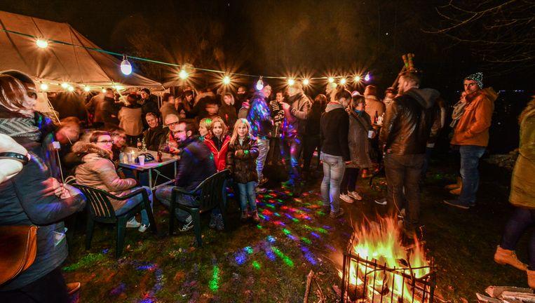 In het kader van Music for Life  vond vorig jaar voor de tweede keer al de wintereditie van Camping De Balokken plaats.