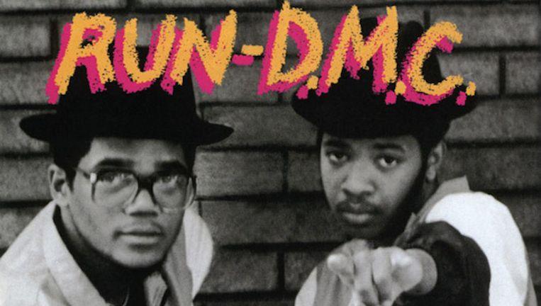 De eerste plaat van Run-D.M.C.: 'Run-D.M.C.'