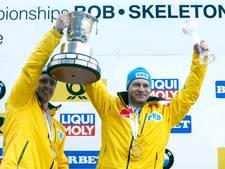 Friedrich pakt vierde wereldtitel op rij in tweemansbob