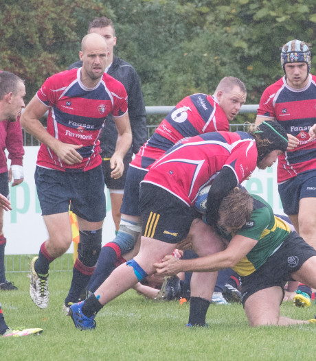 Rugbyers van Tovaal houden de nul