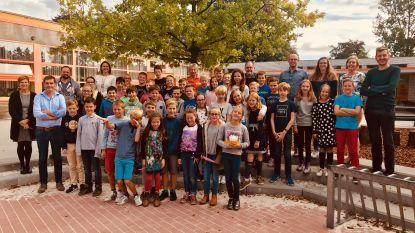 Verkiezingsdebat in basisschool Klim-Op