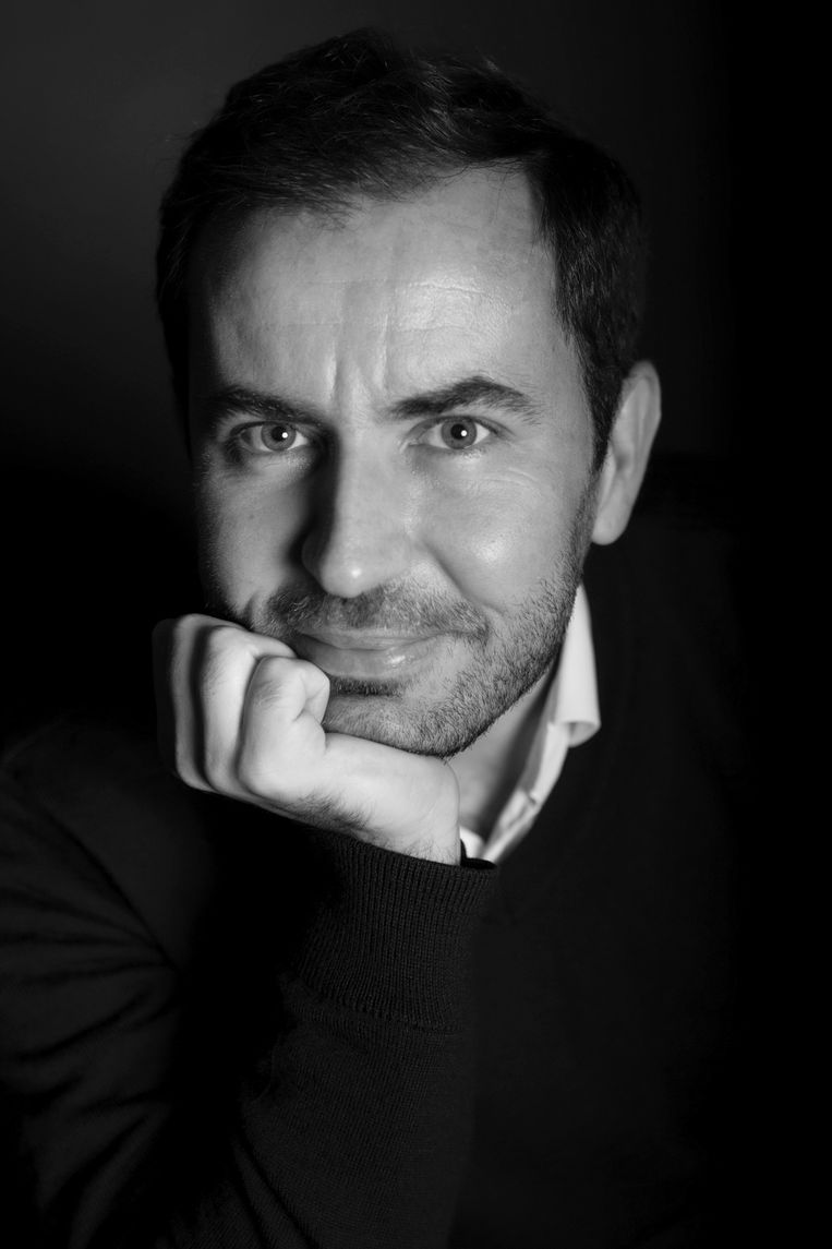 Ozan Ozavci, Universitair docent geschiedenis aan Universiteit Utrecht. Beeld