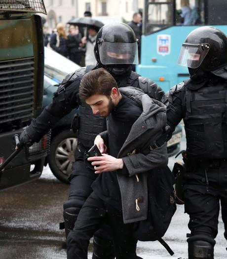 Wit-Rusland arresteert opnieuw demonstranten