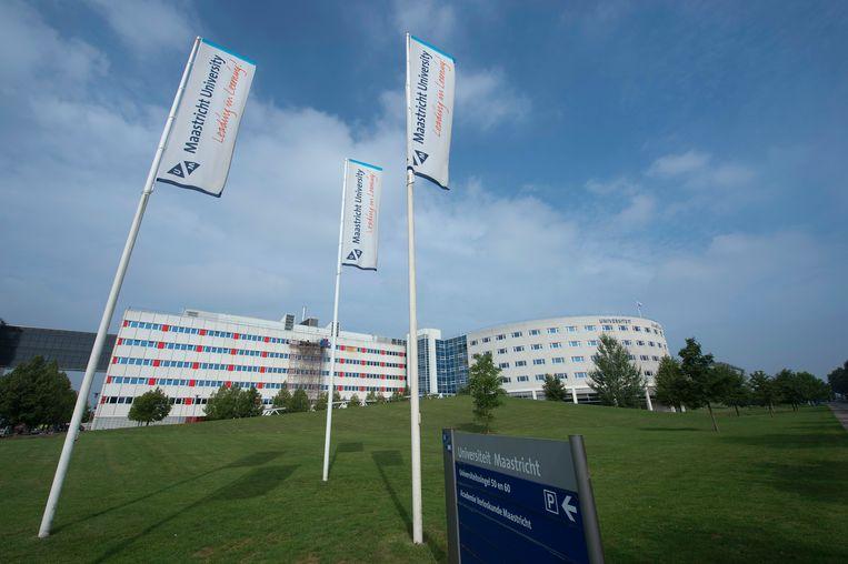 Campus van de Universiteit Maastricht. Beeld ANP