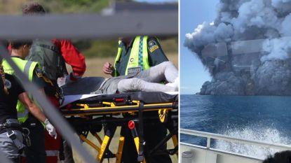 """Dode en gewonden bij vulkaanuitbarsting Nieuw-Zeeland: """"Vrees voor meer slachtoffers"""""""