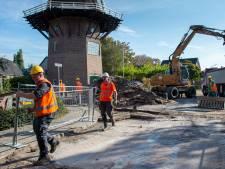 Herinrichting dorpshart Vaassen is begonnen