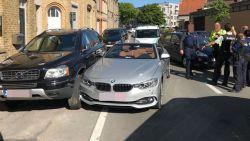 VIDEO. Gewelddadige carjacking in Veurne: achtervolging eindigt in crash met 5 wagens, dader opgepakt