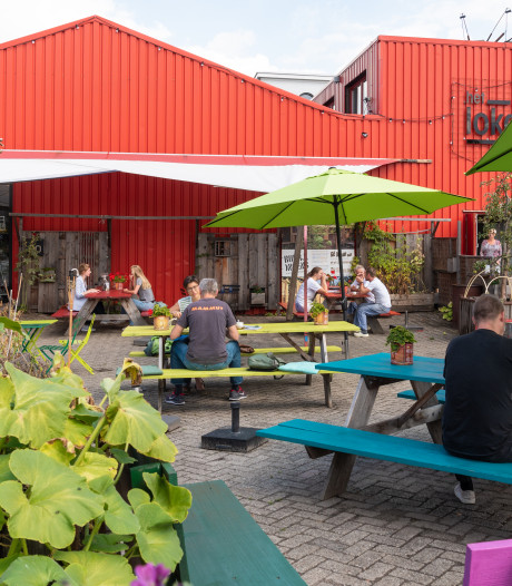Het Lokaal: groene oase vol lokale producten