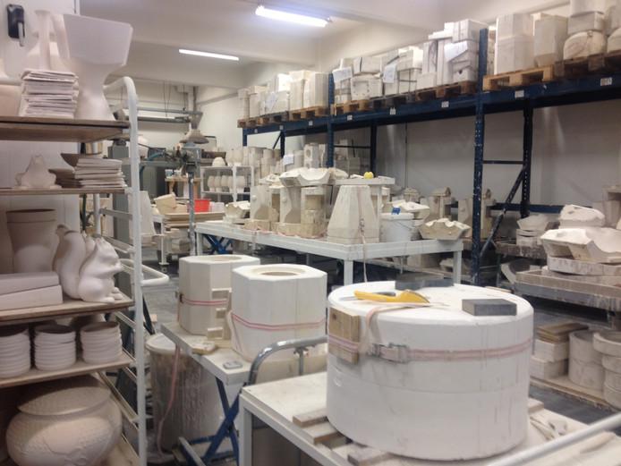 Cor Unum, nu nog gevestigd in de Gruyter Fabriek.