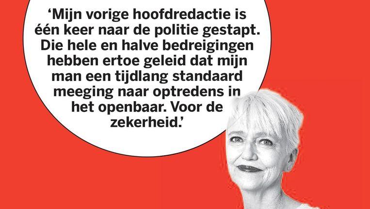 Elma Drayer, de Volkskrant Beeld