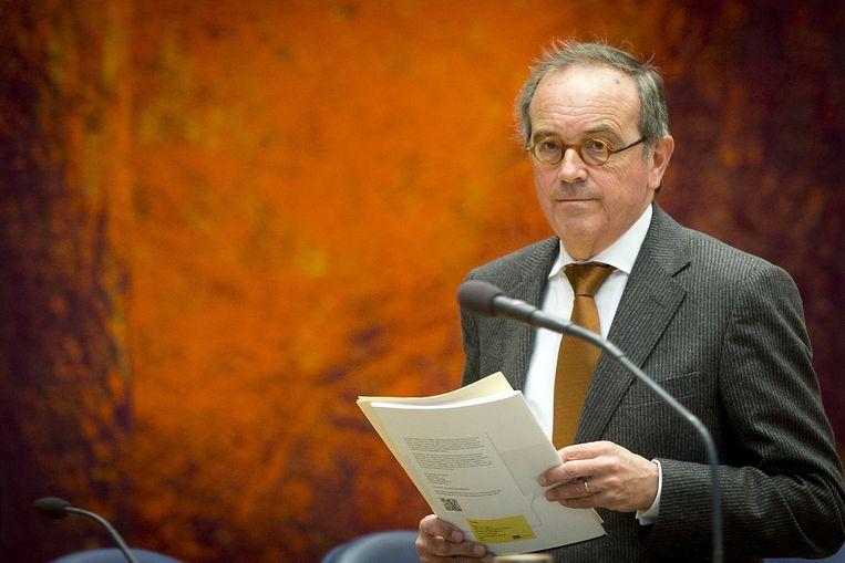 Nationale ombudsman Frank van Dooren Beeld anp