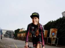 Mountainbiker Lotte Koopmans levert beste prestatie