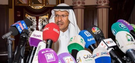'Saudische olieproductie eind september weer op het oude niveau'