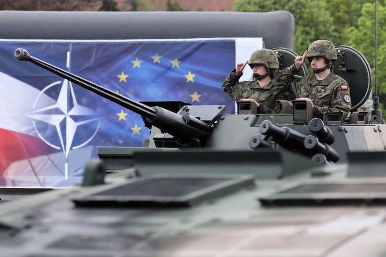 De Amerikanen dreigen met wederkerige beperkingen op de toegang van Europese bedrijven tot de Amerikaanse markt.