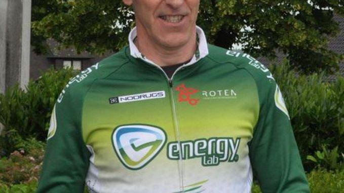 Ronald Coolkens debuteert in IronMan van Hawaï