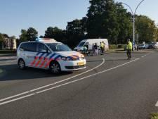 Scooterrijder gewond bij ongeluk in Hengelo
