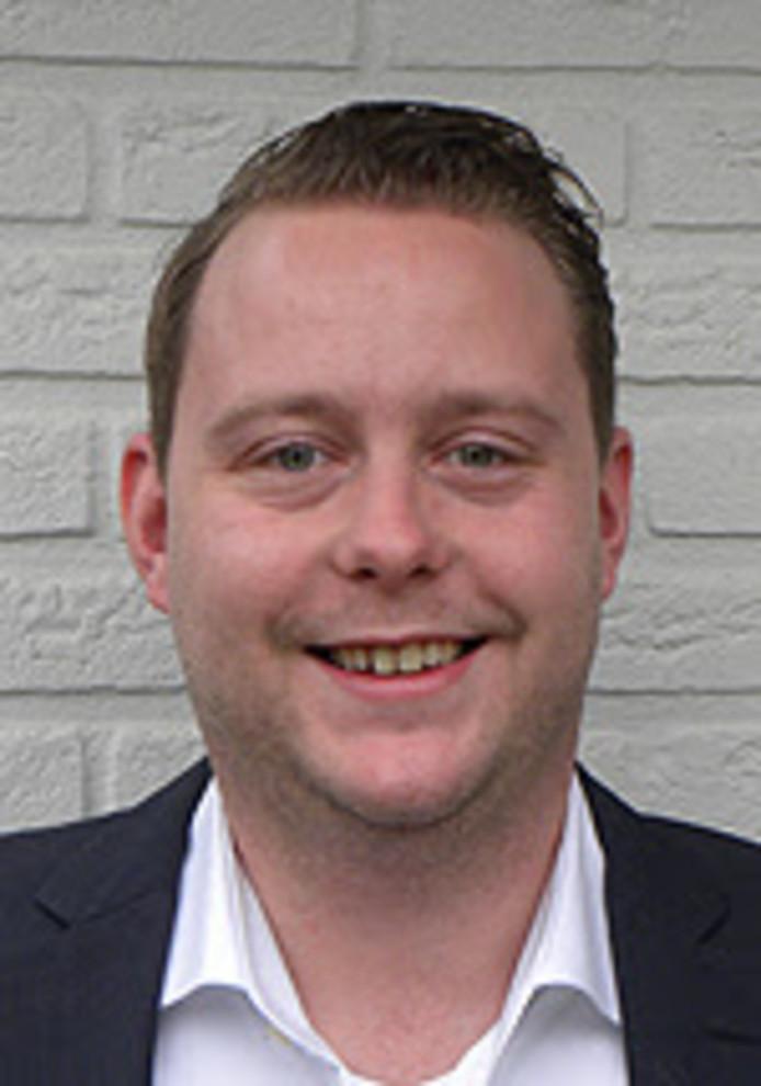 Sjoerd Kasius wordt ITH-raadslid in Houten.