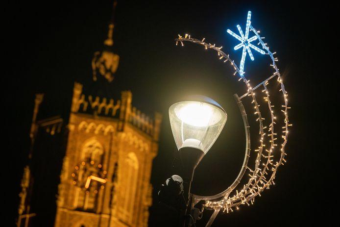 Vinkel is gestart met een heuse ontwerpwedstrijd om het dorp dit jaar van mooie sfeerverlichting te kunnen voorzien.