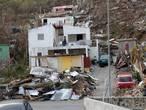 'Eigenlijk is elk huis op Sint Maarten beschadigd'