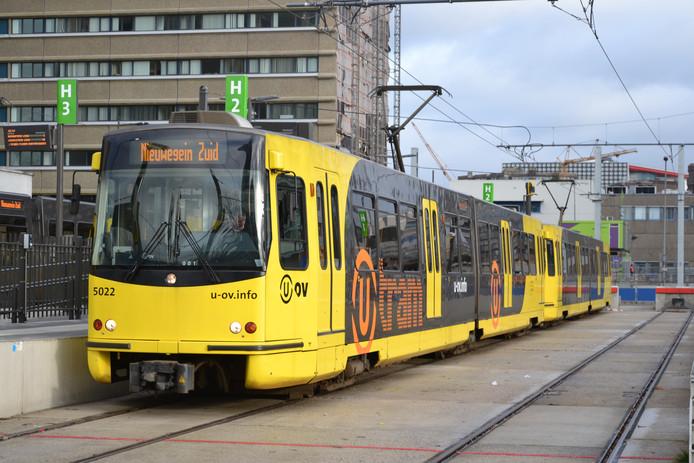 De tram rijdt twee dagen lang niet.